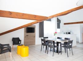 Zenitude Hôtel-Résidences La Versoix, hotel in Divonne-les-Bains
