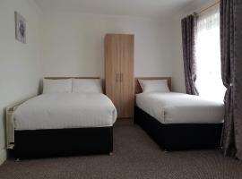New room with free minibar&tea&coffee, homestay in Dublin