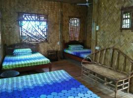 Bamboo Nest, homestay in Puerto Princesa