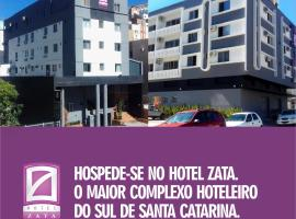 Hotel Zata e Flats, hotel in Criciúma