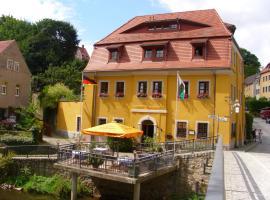 Alte Gerberei, hotel in Bautzen