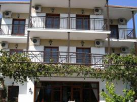 Hotel George, hotel in Chrysi Ammoudia