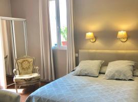 Hotel Lepante, отель в Ницце