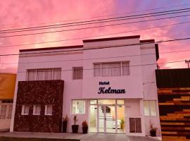 Hotel Kelman, hotel in Perito Moreno