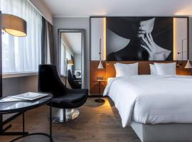Radisson Blu, Basel, hotel en Basilea