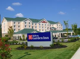 Hilton Garden Inn Greensboro, hotel in Greensboro