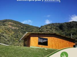 Casitas de Montaña Cabuya, hotel cerca de Reserva Bosque Nuboso Santa Elena, Monteverde