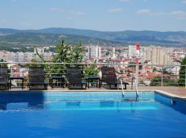Hotel Aleksandar, hotel in Niš