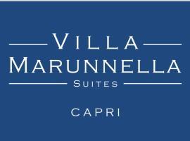 Marunnella Suites, B&B in Capri