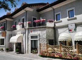 Hotel Garnì Posta, hotel a Pescasseroli