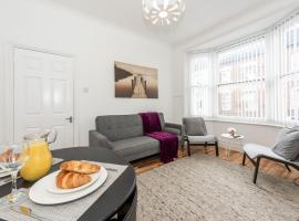 V-Chic Modern 2 Bed Apartment - Cheapside, apartment in Luton
