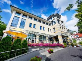 Hotel Haffner, hotel near Crooked House, Sopot