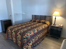 EZ 8 Motel Old Town, hotel near San Diego International Airport - SAN,