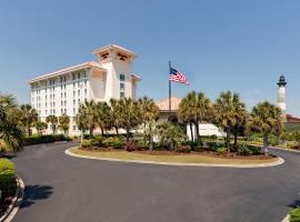 Hampton Inn Myrtle Beach Broadway at the Beach, hotel a Myrtle Beach