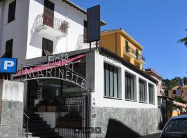 Hotel Marinella, hotell i Celle Ligure
