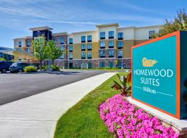 Homewood Suites By Hilton Poughkeepsie, accessible hotel in Poughkeepsie