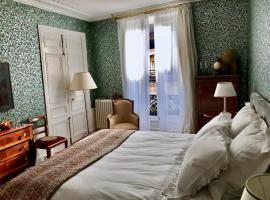Le 48 Paris, bed and breakfast en París