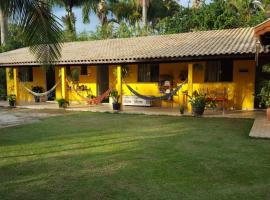 Pousada Recanto dos Passaros, hotel em Lindoia