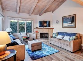Sunny's Santa Barbara Beach House, vacation rental in Santa Barbara