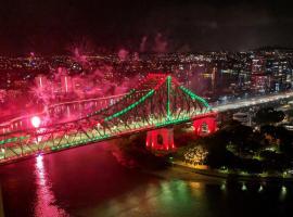 Riverfront Brisbane City
