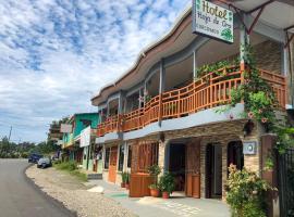 Hotel Hoja de Oro Corcovado, hotel in Puerto Jiménez