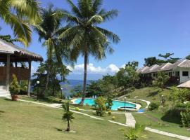 Cuestas Beach Resort, resort in Badian