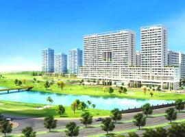 Diamond Suite Scenic Valley Condotel, hotel near Saigon Exhibition and Convention Center, Ho Chi Minh City