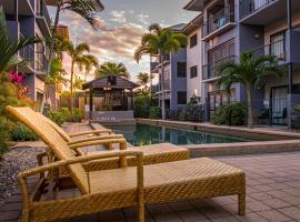 Southern Cross Atrium Apartments, hotel in Cairns