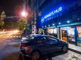 Nomad's Hub - Best Value Co-living Hostel, hotel in Cebu City