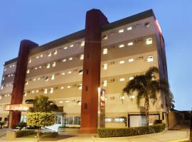 JR Hotel, hotel in Presidente Prudente