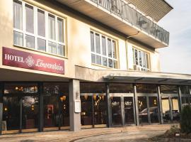 Hotel Löwenstein, hotel near Scharteberg mountain, Gerolstein