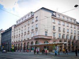 Hotel Palác Elektra, hotel em Ostrava
