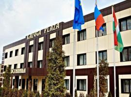 Калуга Плаза, отель в Калуге