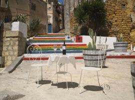 58 Gradini di Girgenti, camera con cucina a Agrigento