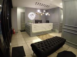 Apex Boutique Hotel @ Bandar Sunway,八打靈再也雙威水上樂園附近的飯店