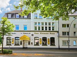 Hotel Haus Kleimann-Reuer, hotel near Veltins Arena, Gladbeck