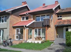 Haus Artas, inn in Nida