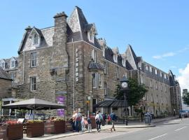 Fisher's Hotel, hotel in Pitlochry