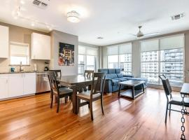 Modern & Fully Furnished Apartments in the Heart of the City, apartment in New Orleans