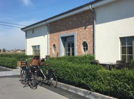 Charmehotel ' T Kruishof/LuXus, hôtel à Ostende