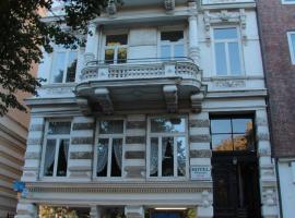 Hotel-Fink, Hotel in der Nähe von: Bahnhof Hamburg Dammtor, Hamburg