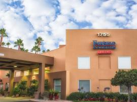 Fairfield Inn and Suites by Marriott San Jose Airport, hotel in San Jose