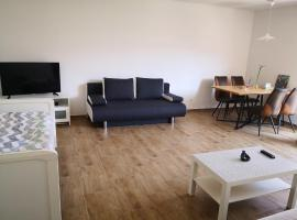Cosy 2 rooms apartment fair and hbf in 2-4 min, apartment in Frankfurt/Main