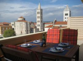 Sunset Delight in Old Town, three-star hotel in Zadar