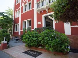 Hotel Villa Pannonia, hotel near Congress Center - Venice Film Festival, Venice-Lido