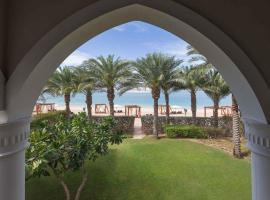 Zabeel Saray Beach Front 5 Bedroom Villa with Private Pool, villa in Dubai