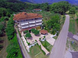Balogiannis Hotel, hotel in Paralia Panteleimonos