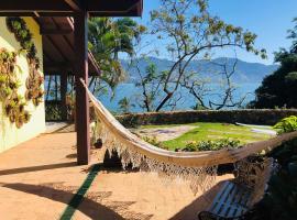 Suítes Vista pro mar Ilhabela, hotel in Ilhabela