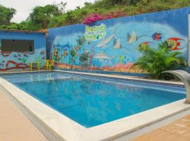 Pousada Verdes Mares, hotel in Maragogi