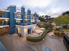 Mariposa Inn and Suites, hotel em Monterey